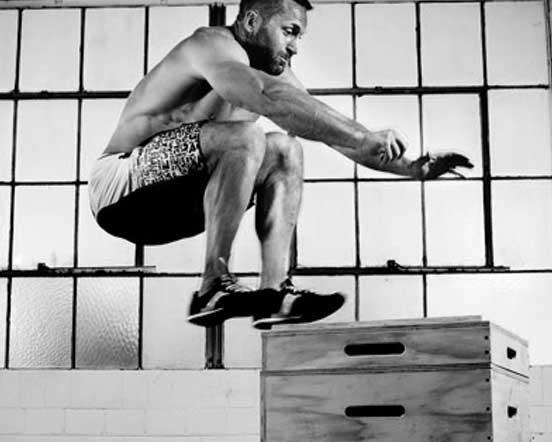 Heim CrossFit Pinto