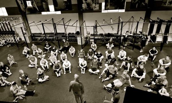 Glosario CrossFit Pinto