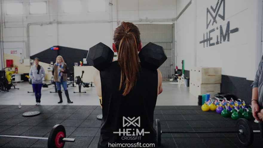 Heim CrossFit Pinto Madrid