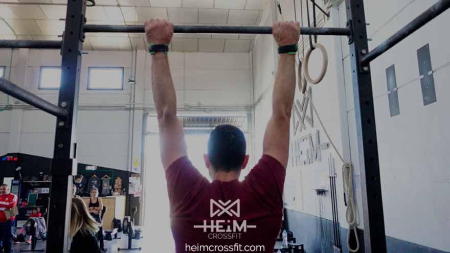 Entrenamiento accesorio - CrossFit Pinto, CrossFit Parla, CrossFit Getafe