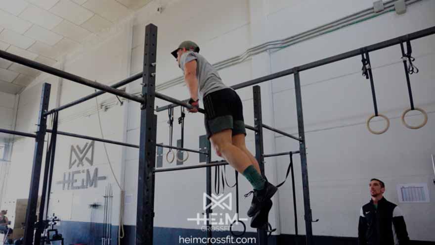 Objetivos en CrossFit Pinto