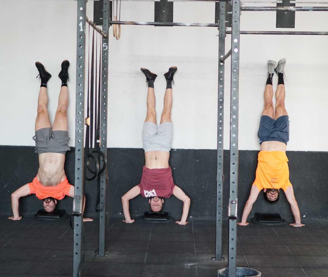 Empezar a entrenar CrossFit Pinto