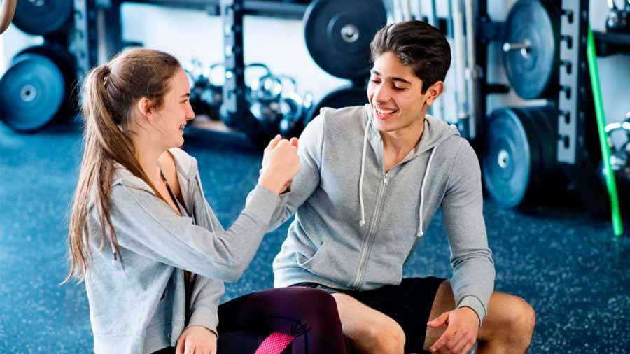 CrossFit para adolescentes en Pinto