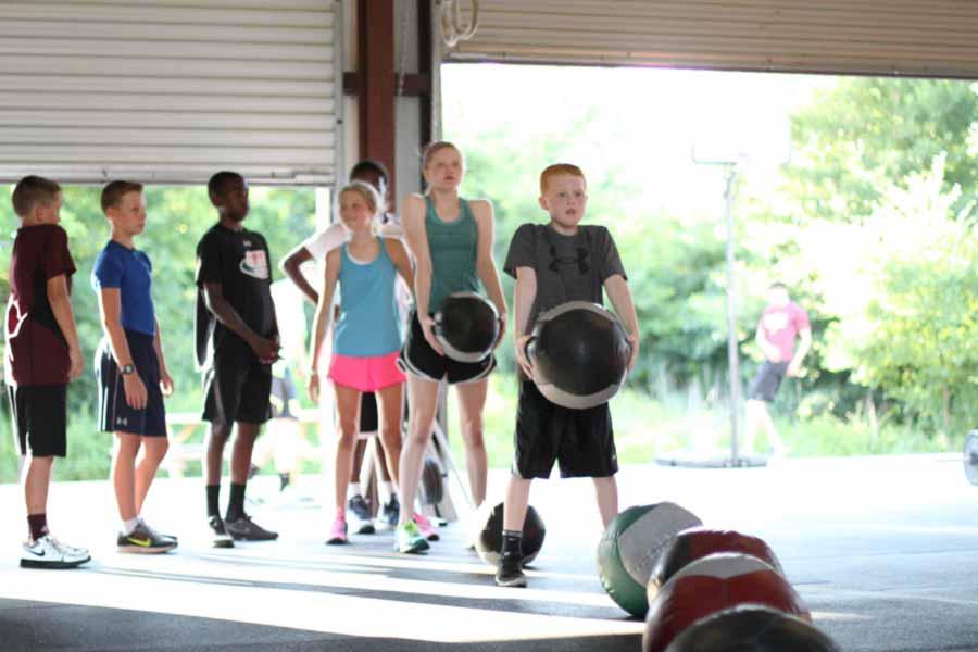 CrossFit Pinto para adolescentes