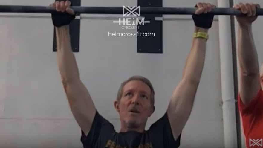 CrossFit Pinto más 60 años