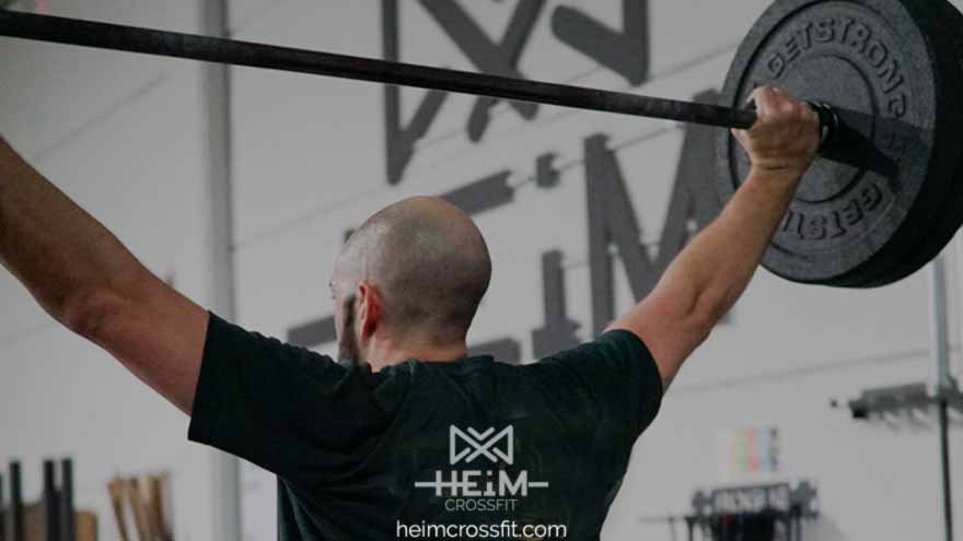 Heim CrossFit Pinto Qué es RM