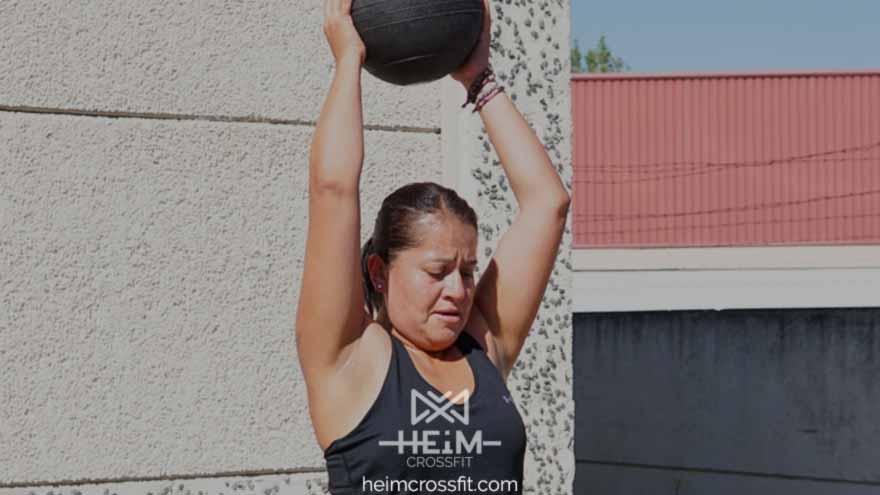 Entrenamiento adaptado CrossFit Pinto Heim