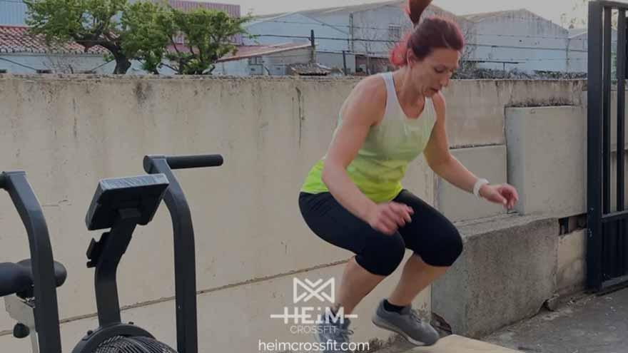 CrossFit Pinto No respondedores al ejercicio